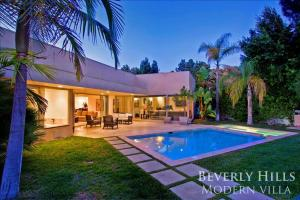 1100 - Beverly Hills Modern Villa, Villen  Los Angeles - big - 13