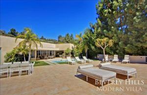 1100 - Beverly Hills Modern Villa, Vily  Los Angeles - big - 12