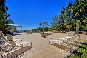 1100 - Beverly Hills Modern Villa, Vily  Los Angeles - big - 11