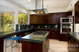 1100 - Beverly Hills Modern Villa, Villen  Los Angeles - big - 22