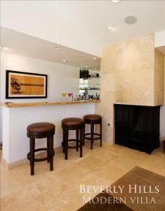 1100 - Beverly Hills Modern Villa, Vily  Los Angeles - big - 2