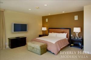 1100 - Beverly Hills Modern Villa, Vily  Los Angeles - big - 18