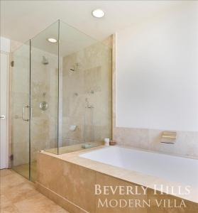 1100 - Beverly Hills Modern Villa, Villen  Los Angeles - big - 19