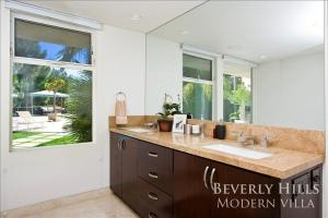 1100 - Beverly Hills Modern Villa, Vily  Los Angeles - big - 16