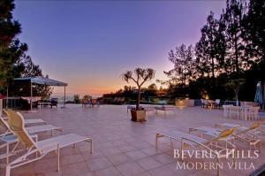1100 - Beverly Hills Modern Villa, Vily  Los Angeles - big - 17
