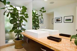 1100 - Beverly Hills Modern Villa, Vily  Los Angeles - big - 15