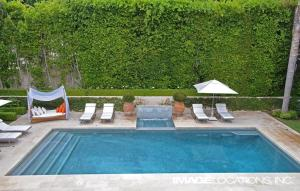 1110 - Beverly Hills Mediterranean Estate, Ville  Los Angeles - big - 1