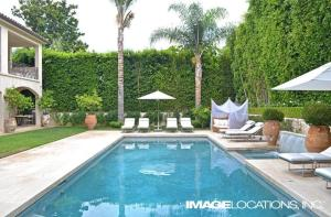 1110 - Beverly Hills Mediterranean Estate, Ville  Los Angeles - big - 34