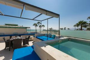 1507 - Santa Monica Blu U4, Vily  Los Angeles - big - 7