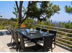 2006 - Cloud View Villa, Prázdninové domy  Los Angeles - big - 9