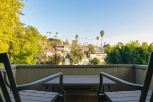 1034 - Silver Lake Vibrant Villa, Vily  Los Angeles - big - 9