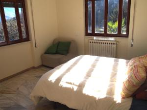 Il Casone - Valle Dell'Aniene, Country houses  Anticoli Corrado - big - 65