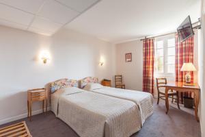 Logis Hotel Les Grands Crus, Отели  Жевре-Шамбертен - big - 2