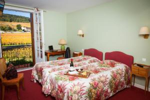 Logis Hotel Les Grands Crus, Отели  Жевре-Шамбертен - big - 16