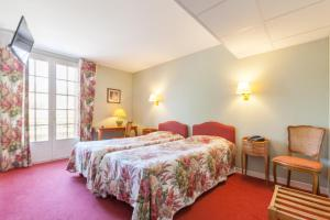 Logis Hotel Les Grands Crus, Отели  Жевре-Шамбертен - big - 15