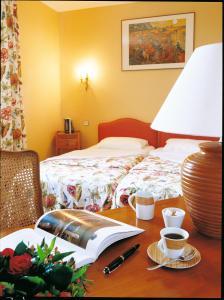 Logis Hotel Les Grands Crus, Отели  Жевре-Шамбертен - big - 14
