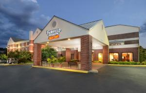 Fairfield Inn Charlottesville North