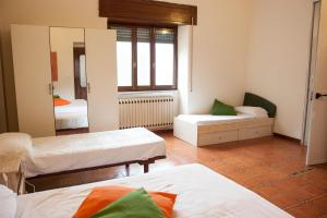 Il Casone - Valle Dell'Aniene, Country houses  Anticoli Corrado - big - 53