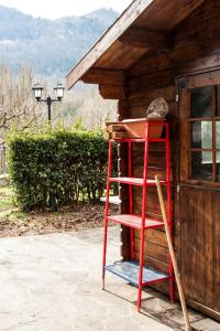 Il Casone - Valle Dell'Aniene, Country houses  Anticoli Corrado - big - 109