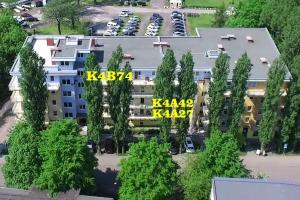 Apartamenty Tit Kasprowicza, Apartments  Kołobrzeg - big - 21