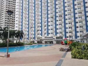 KCAJ Pad at Light Residences, Appartamenti  Manila - big - 9