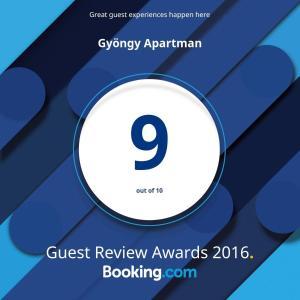 Gyöngy Apartman, Appartamenti  Gyula - big - 21