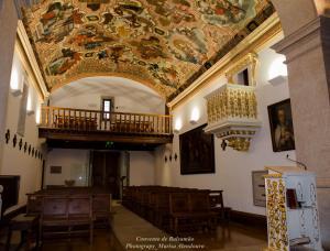 Convento de Balsamao Casa de Retiro e Repouso
