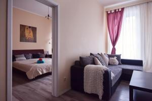 Romantic Old Town Apartment, Ferienwohnungen  Vilnius - big - 7