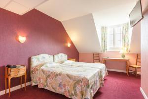 Logis Hotel Les Grands Crus, Отели  Жевре-Шамбертен - big - 7