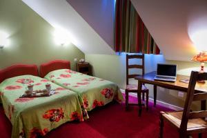 Logis Hotel Les Grands Crus, Отели  Жевре-Шамбертен - big - 5