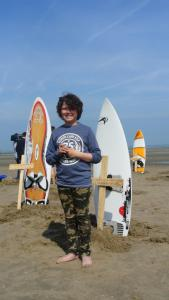 B&B Azee, Bed and Breakfasts  Ostende - big - 59