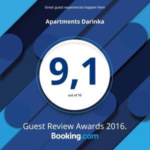 Apartments Darinka