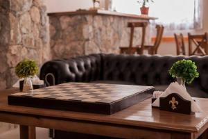 Apart Hotel Savona, Aparthotels  Capilla del Monte - big - 62