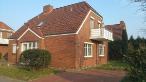 Ditzumerhuuske, Дома для отпуска  Ditzum - big - 7