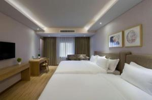 The Theme Hotel Danting Chengdu, Hotels  Chengdu - big - 17