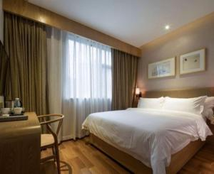 The Theme Hotel Danting Chengdu, Hotels  Chengdu - big - 22
