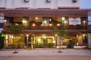 Porwa House, Pensionen  Chiang Mai - big - 18