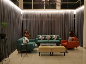 La Maison 100, Дома для отпуска  Куала-Лумпур - big - 1