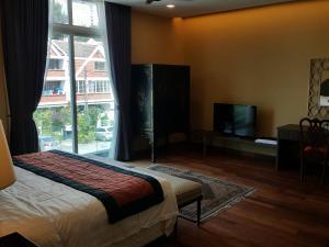 La Maison 100, Дома для отпуска  Куала-Лумпур - big - 5