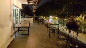 La Maison 100, Дома для отпуска  Куала-Лумпур - big - 13