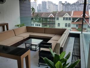 La Maison 100, Дома для отпуска  Куала-Лумпур - big - 18