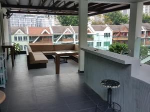 La Maison 100, Дома для отпуска  Куала-Лумпур - big - 19