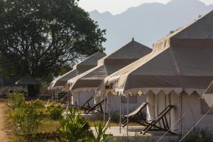 Godwad Safari Camp, Люкс-шатры  Bāli - big - 2