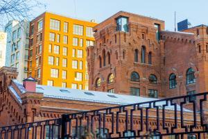 Lux Apartment in Khamovniki, Ferienwohnungen  Moskau - big - 11