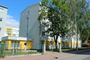Domov Mládeže SŠ Polytechnické