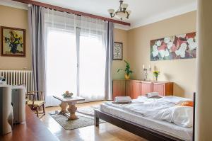 Danube Pest-side Apartment, Apartmanok  Budapest - big - 21