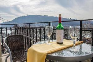 Danube Pest-side Apartment, Apartmanok  Budapest - big - 28