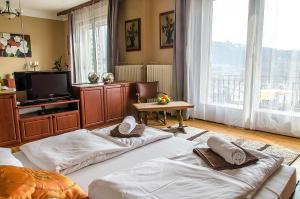 Danube Pest-side Apartment, Apartmanok  Budapest - big - 24