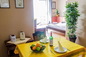 Danube Pest-side Apartment, Apartmanok  Budapest - big - 9