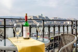 Danube Pest-side Apartment, Apartmanok  Budapest - big - 13